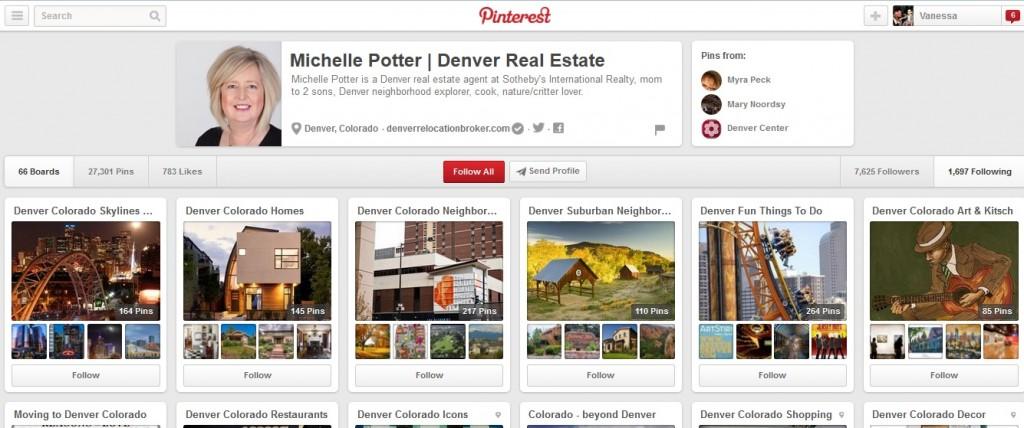 Real Estate Listings for Pinterest