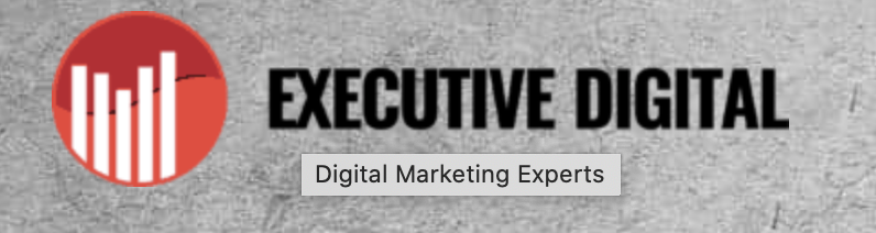 Executive Digital Logo