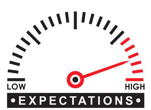 Expectations Meter