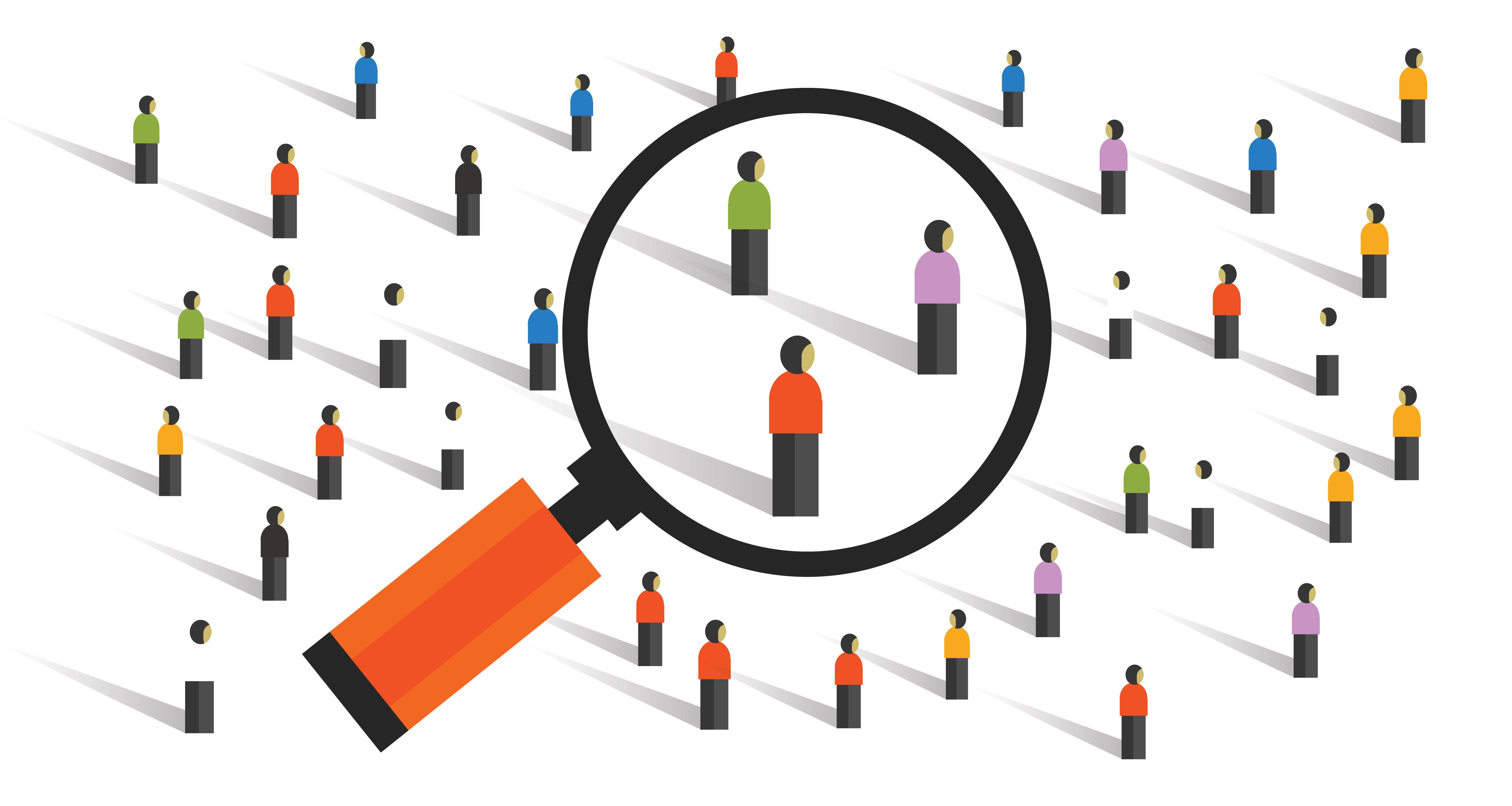 Target Customers in Crowd