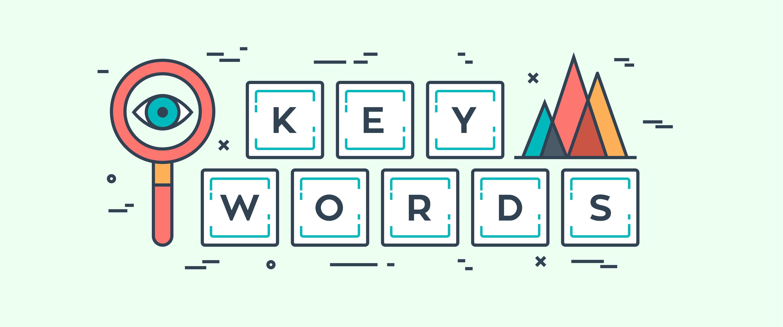 Keyword Research Illustration