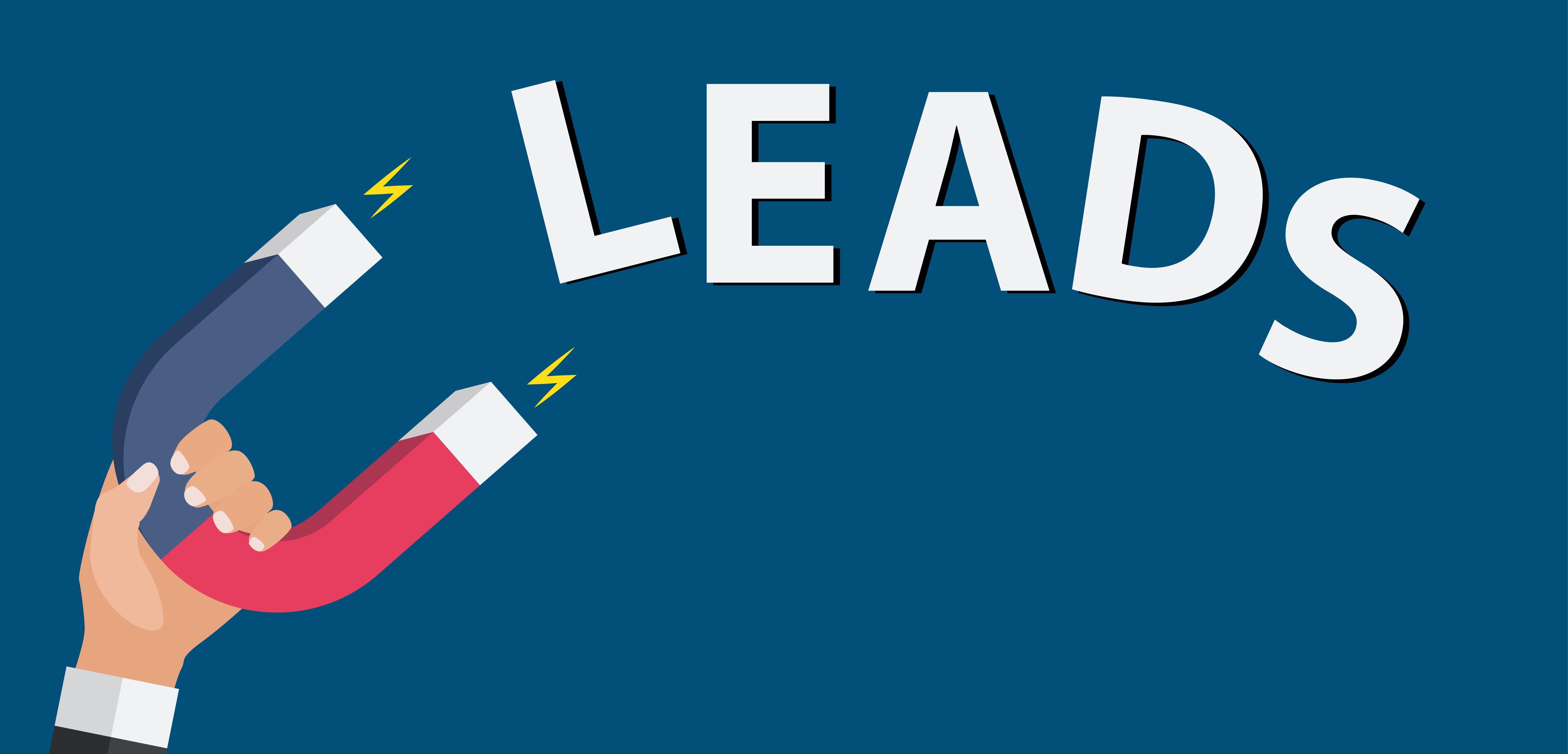 Leads Illustration