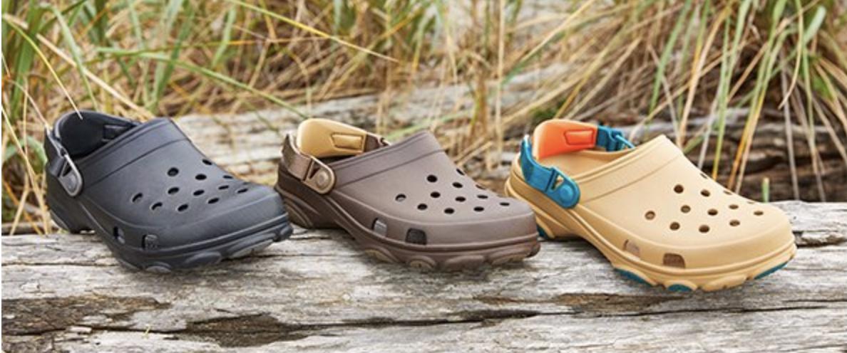 Outdoor Croc