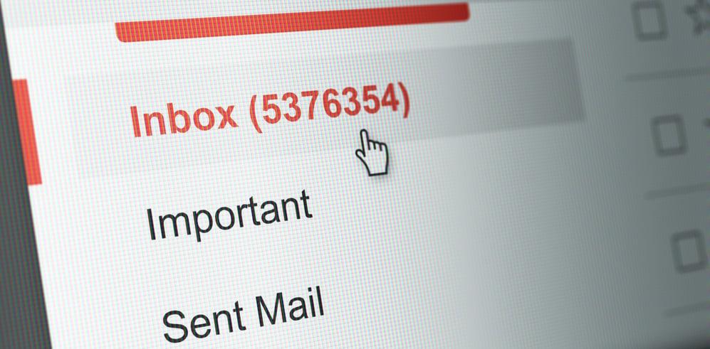 Overcrowded Inbox-1