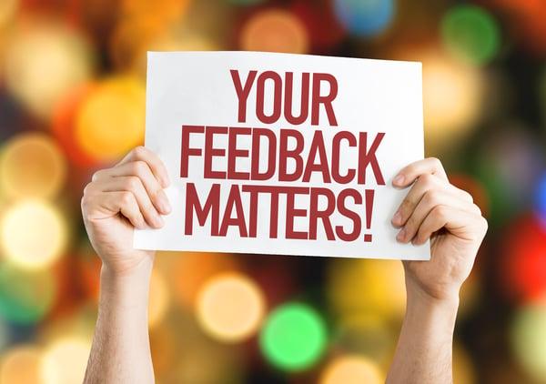 Customer Feedback Helps your business grow