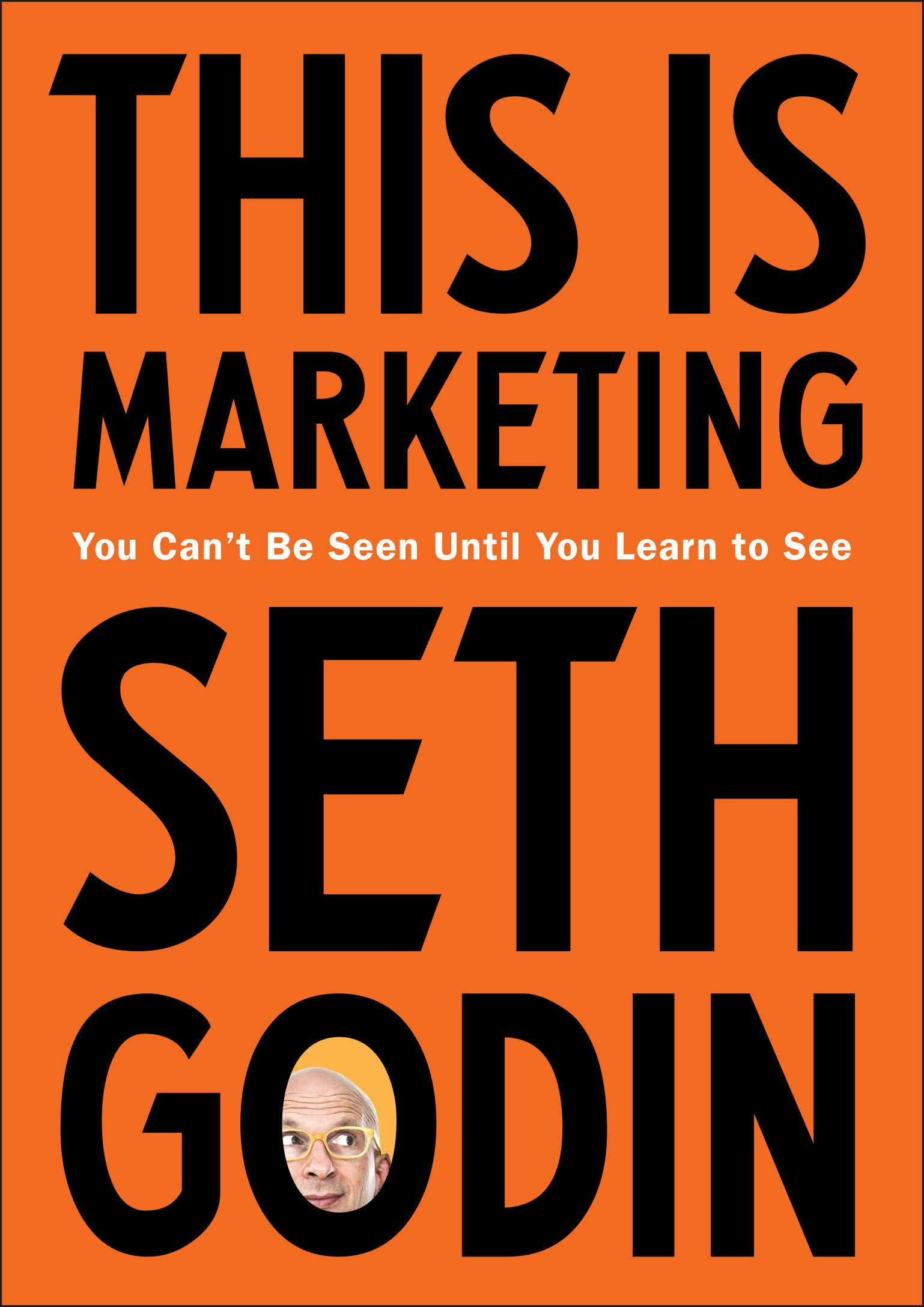 This is Marketing Book Cover