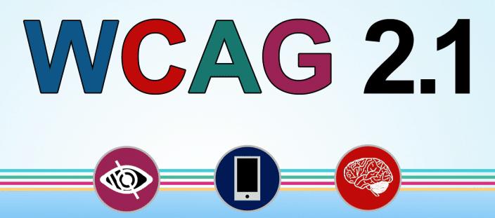 WCAG 2.1 Logo