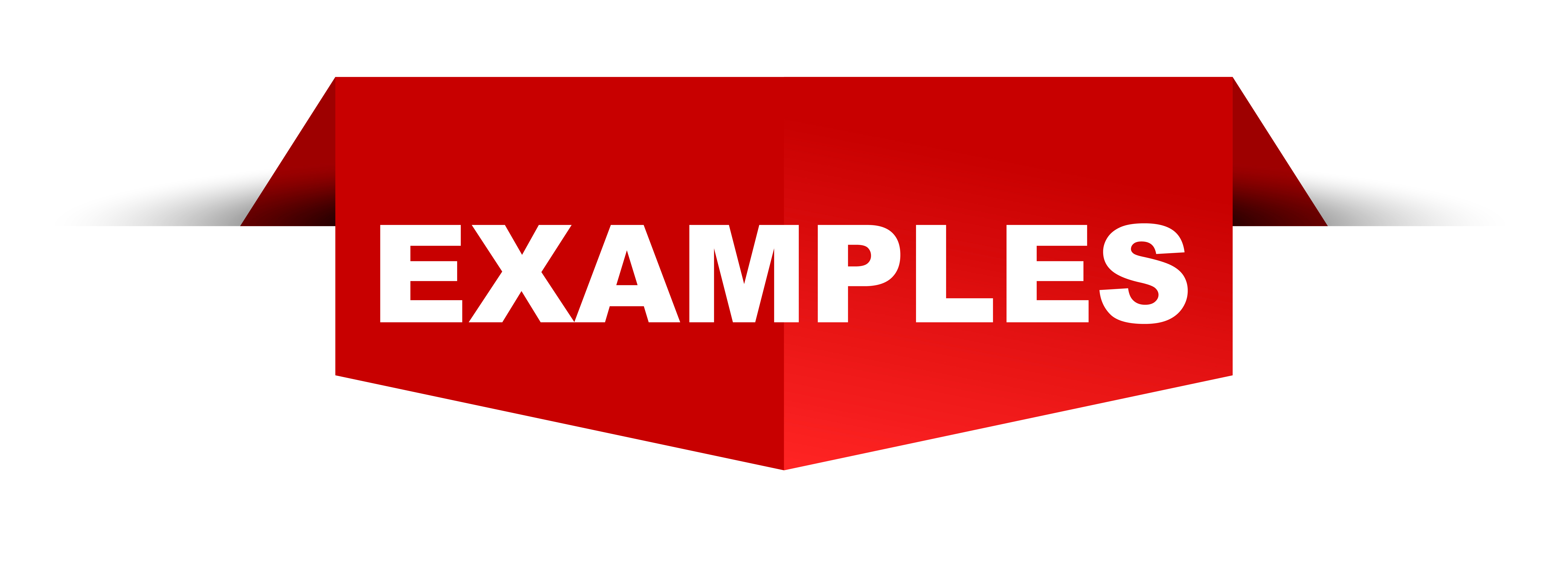 examples tab