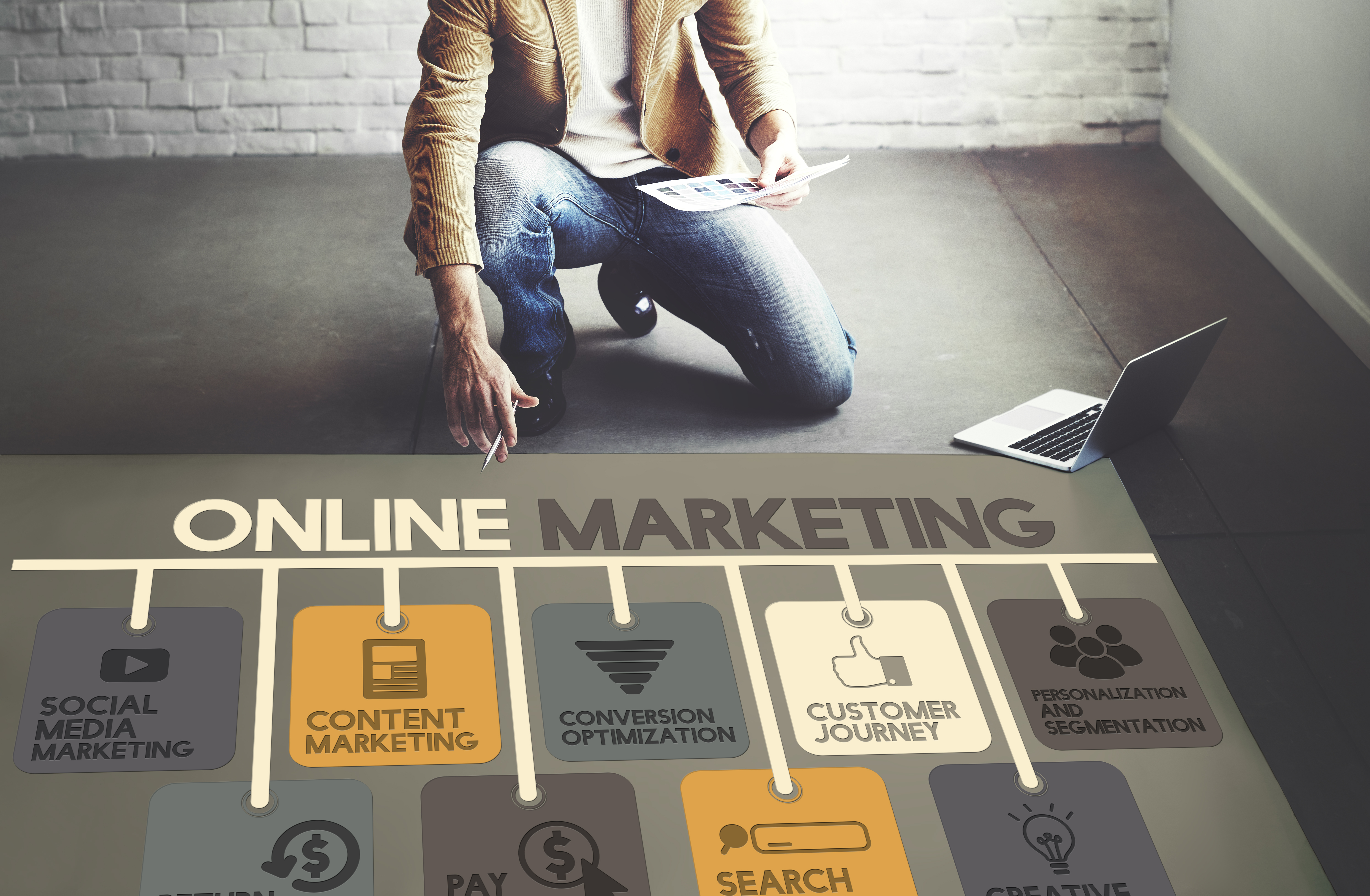 planning a digital marketing campaign